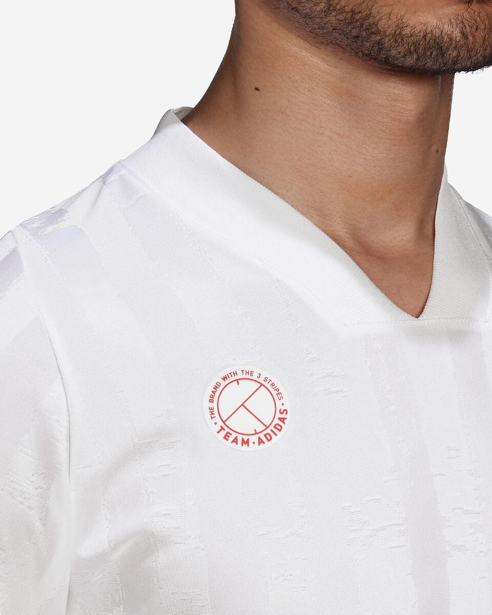 T-Shirt tennis ADIDAS FREELIFT AEROREADY M S5217536 scatto 5