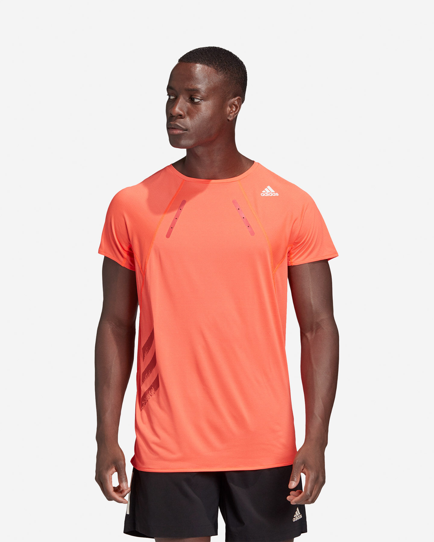 T-Shirt running ADIDAS HEAT.RDY M S5154890 scatto 2