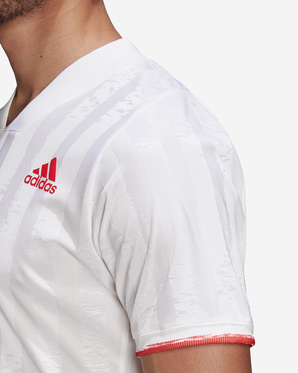 T-Shirt tennis ADIDAS FREELIFT AEROREADY M S5217536 scatto 4
