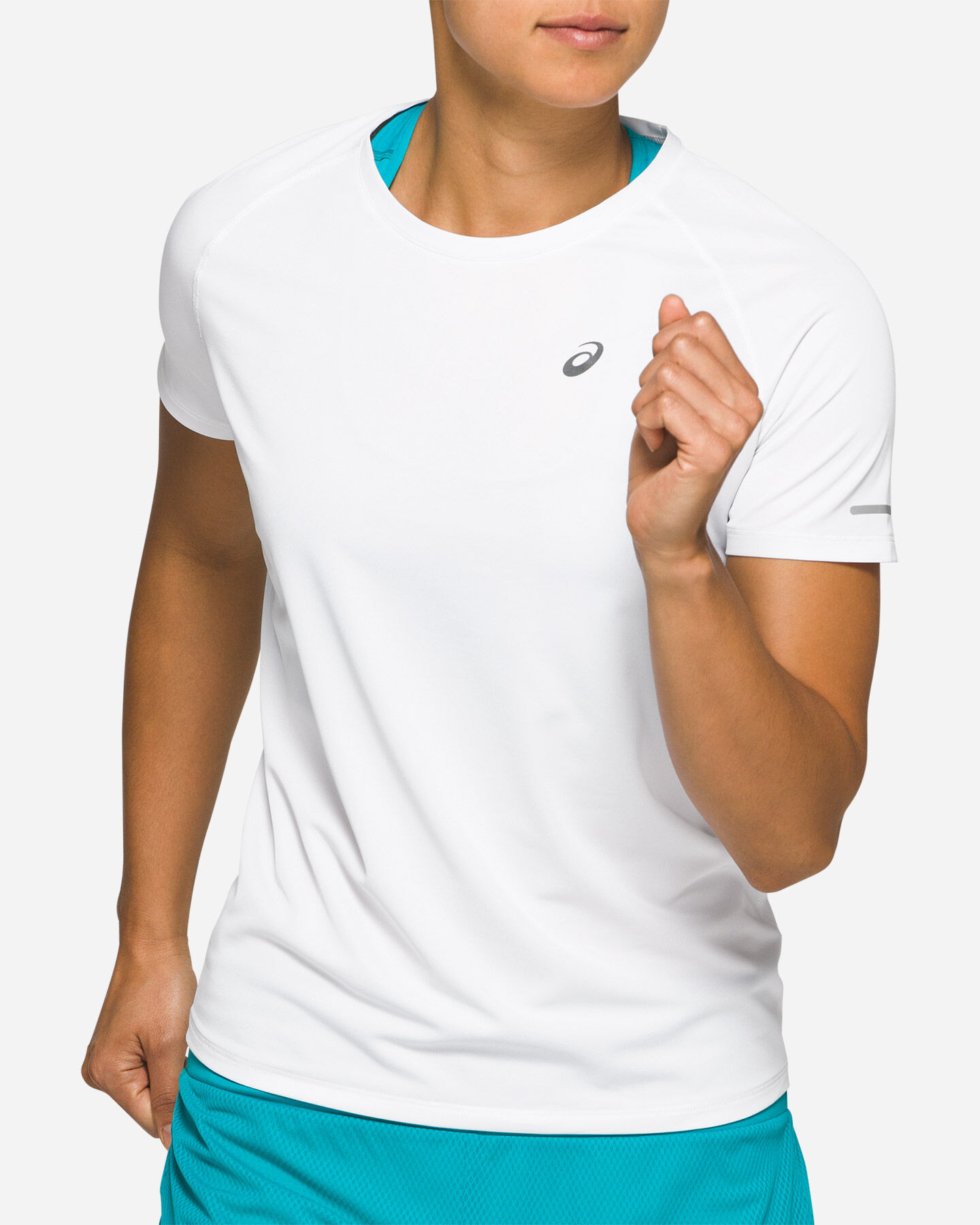 T-Shirt running ASICS VENTILATE W S5286654 scatto 0