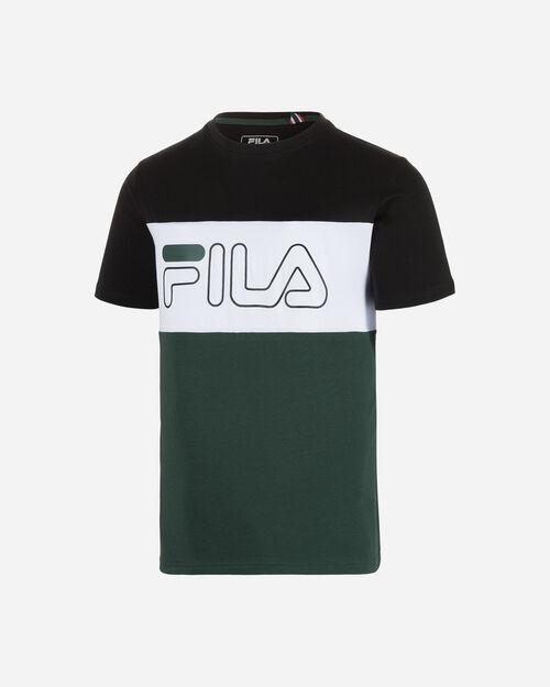 T-Shirt FILA COLOR BLOCK M