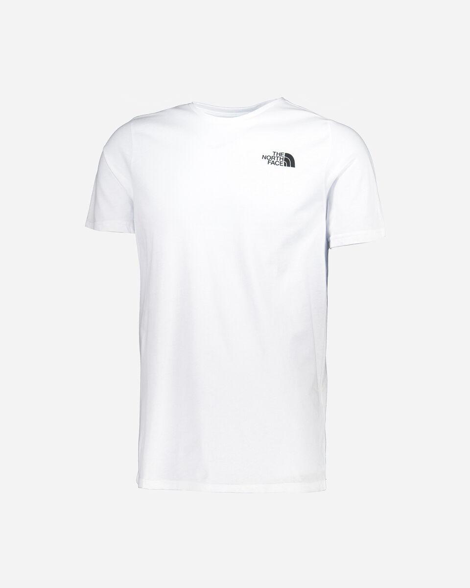 T-Shirt THE NORTH FACE TNF BERARD M S5181620 scatto 5