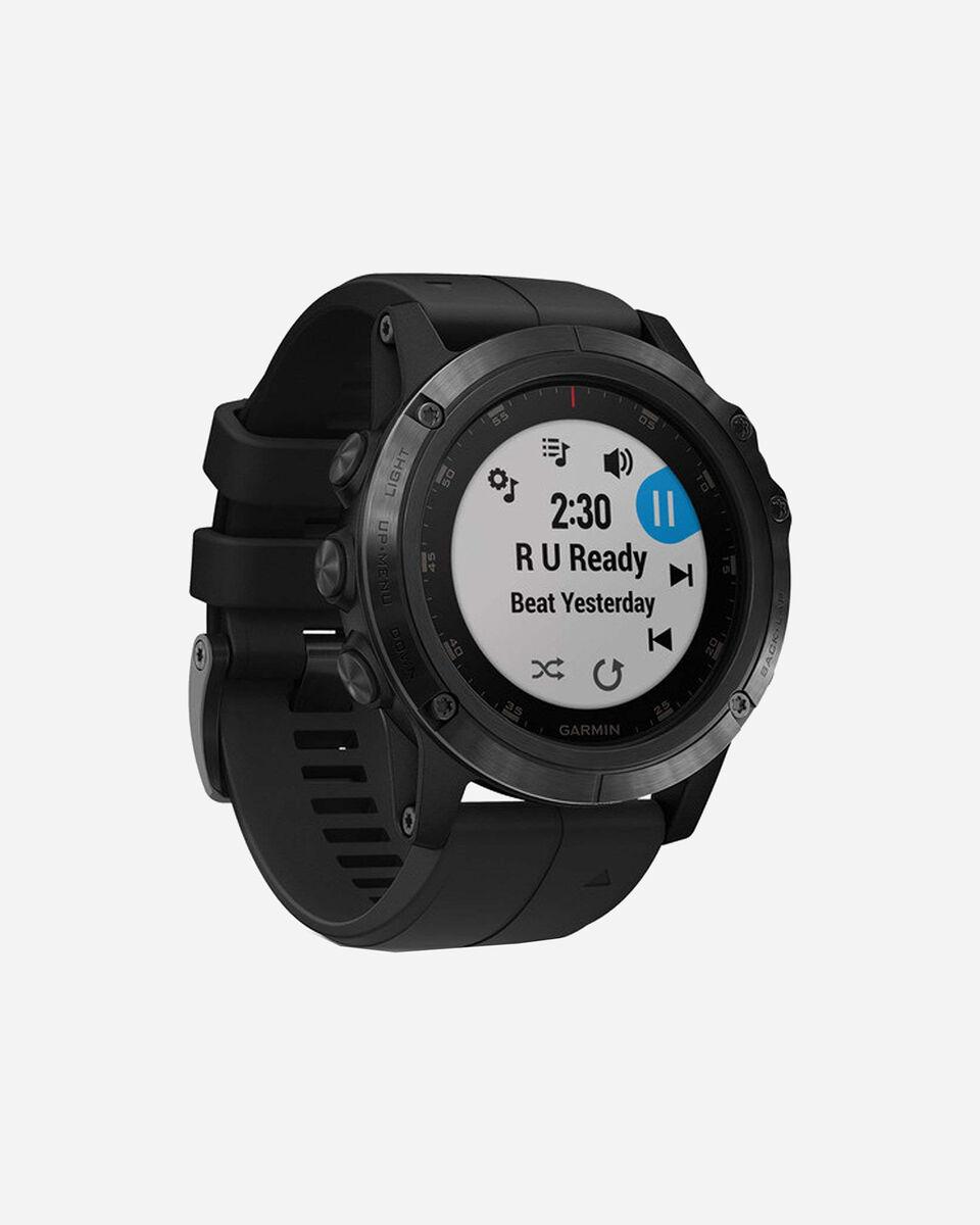 Orologio multifunzione GARMIN FENIX 5X PLUS S4056934 01 UNI scatto 3