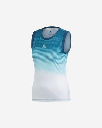 T-Shirt tennis ADIDAS PARLEY W