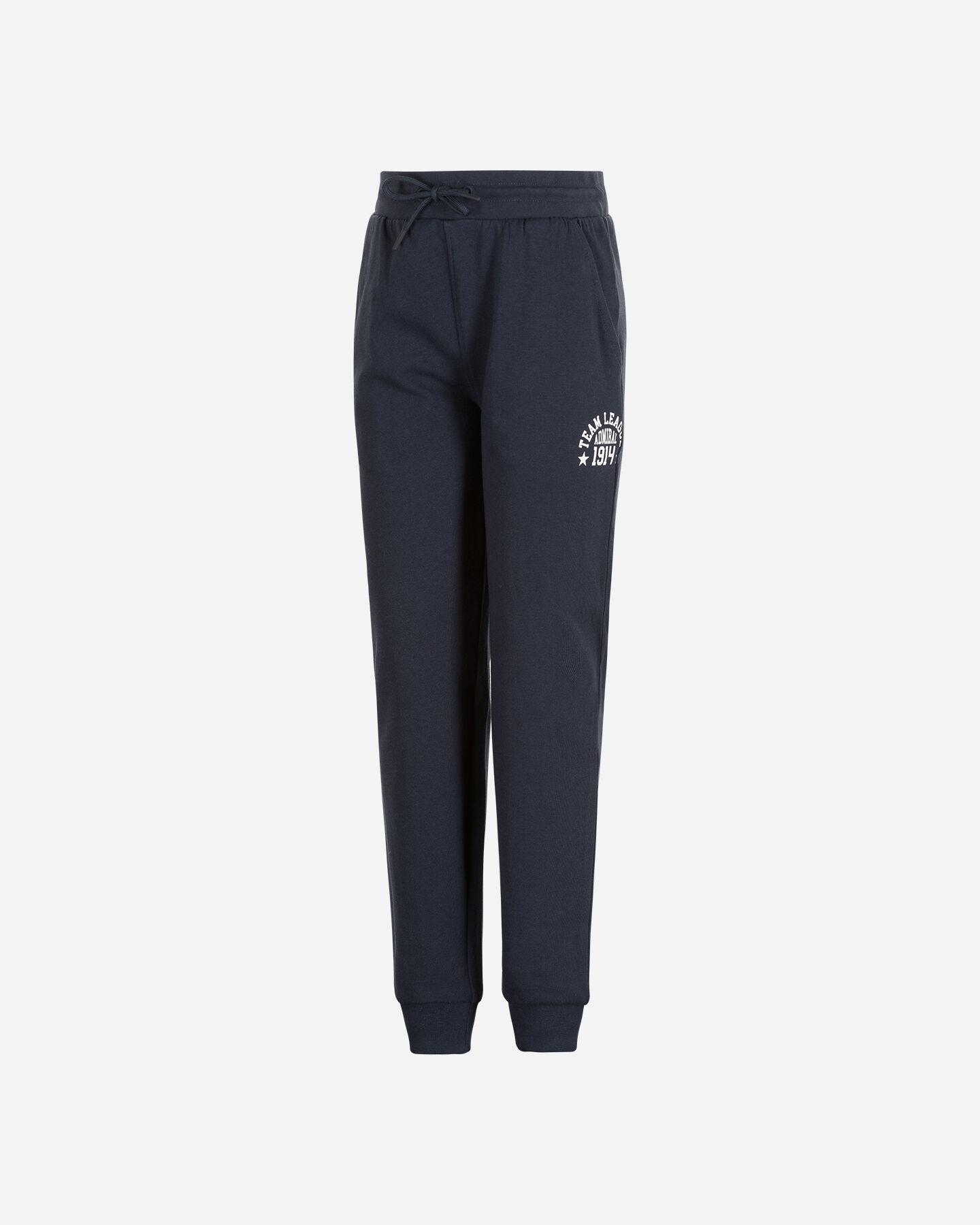 Pantalone ADMIRAL JERSEY JR S4087492 scatto 0