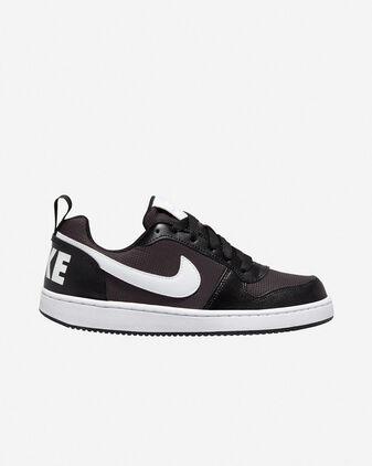 Scarpe sneakers NIKE COURT BOROUGH LOW PE JR GS