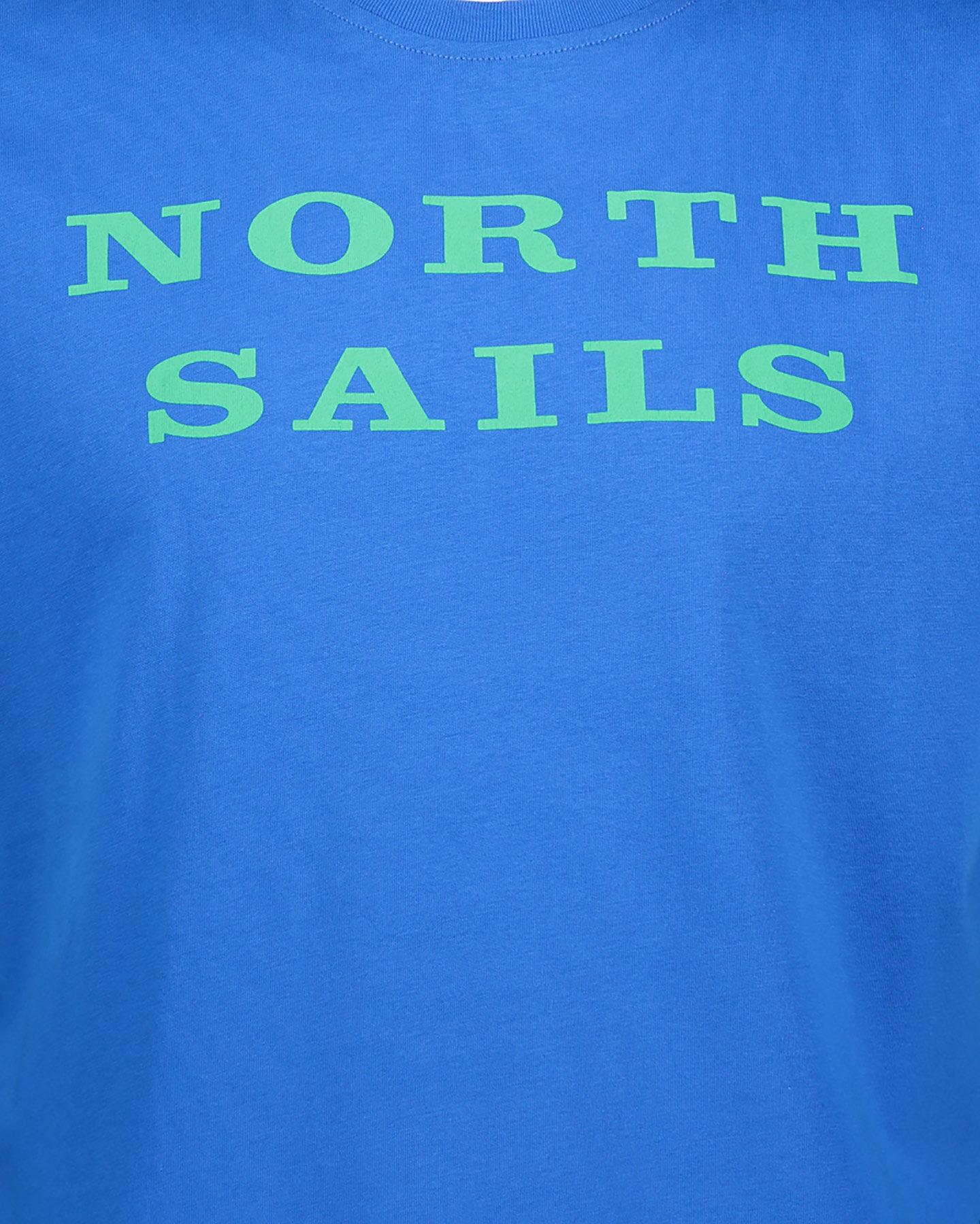 T-Shirt NORTH SAILS GRAPHIC M S4088974 scatto 2
