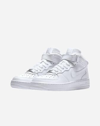 Scarpe sneakers NIKE AIR FORCE 1 MID JR GS