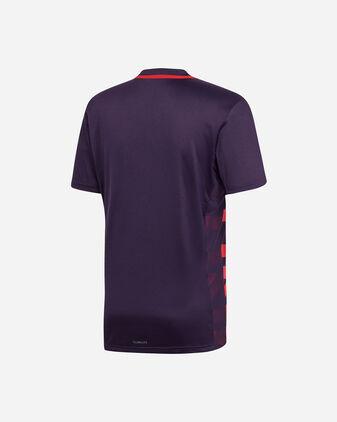 T-Shirt tennis ADIDAS ESCOUADE ROMA M