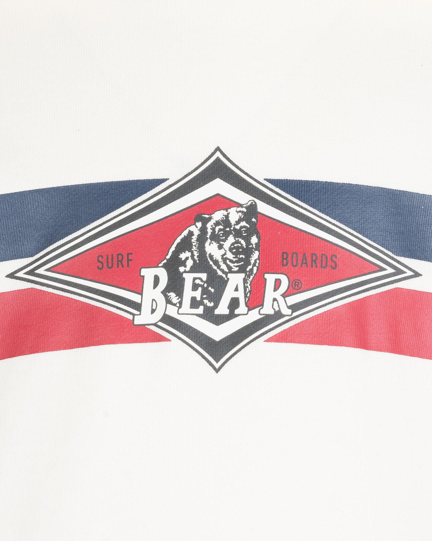 Felpa BEAR FNG HERITAGE JR S4081846 scatto 2