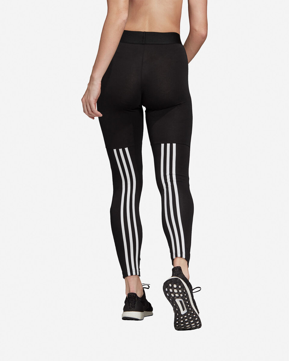 Leggings ADIDAS 3-STRIPES COTTON W S5153931 scatto 3