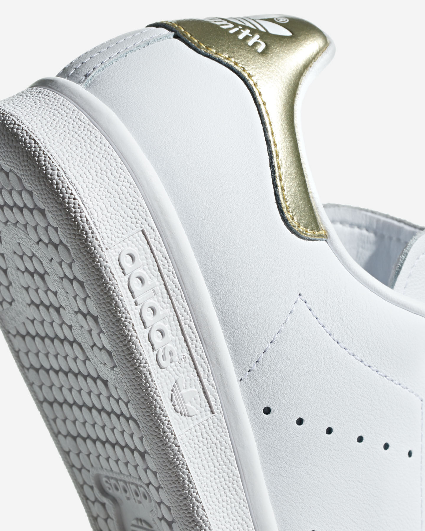 Scarpe sneakers ADIDAS STAN SMITH W S5092717 scatto 4