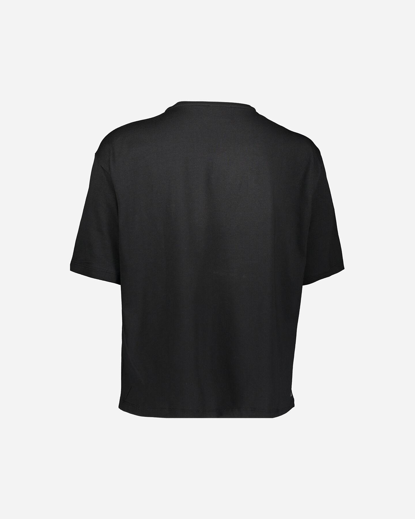 T-Shirt training FREDDY BIG LOGO MOV W S5183526 scatto 1
