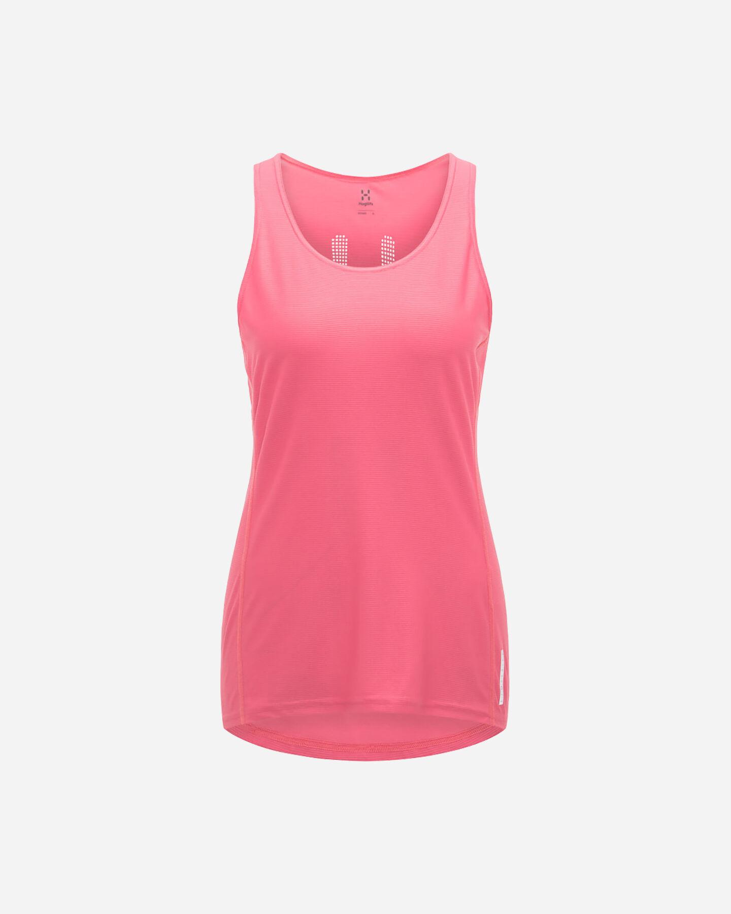 T-Shirt HAGLOFS LIM TECH W S4089642 scatto 0