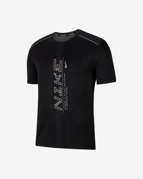 T-Shirt running NIKE DRI-FIT MILER M