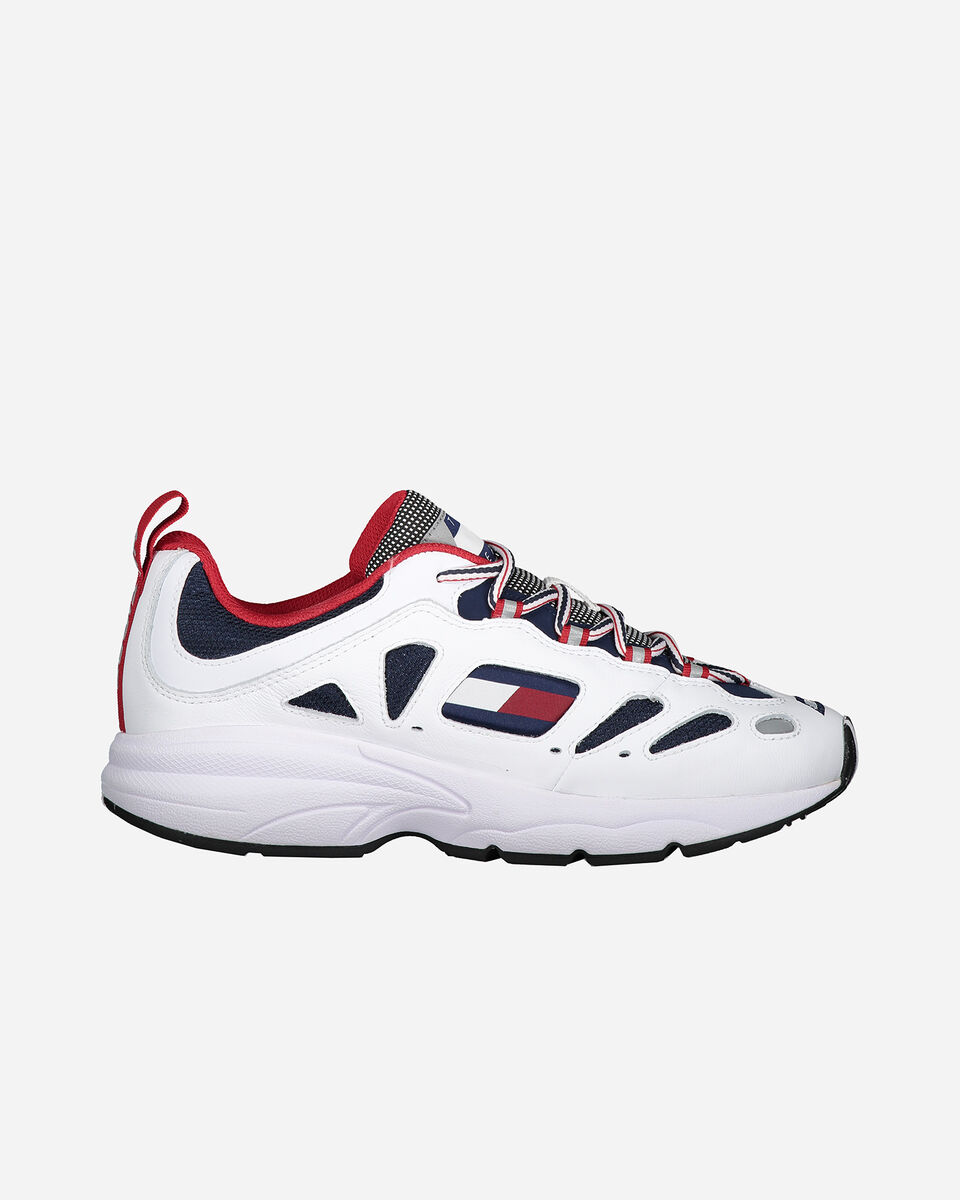 Scarpe sneakers TOMMY HILFIGER HERITAGE M S4071966 scatto 0