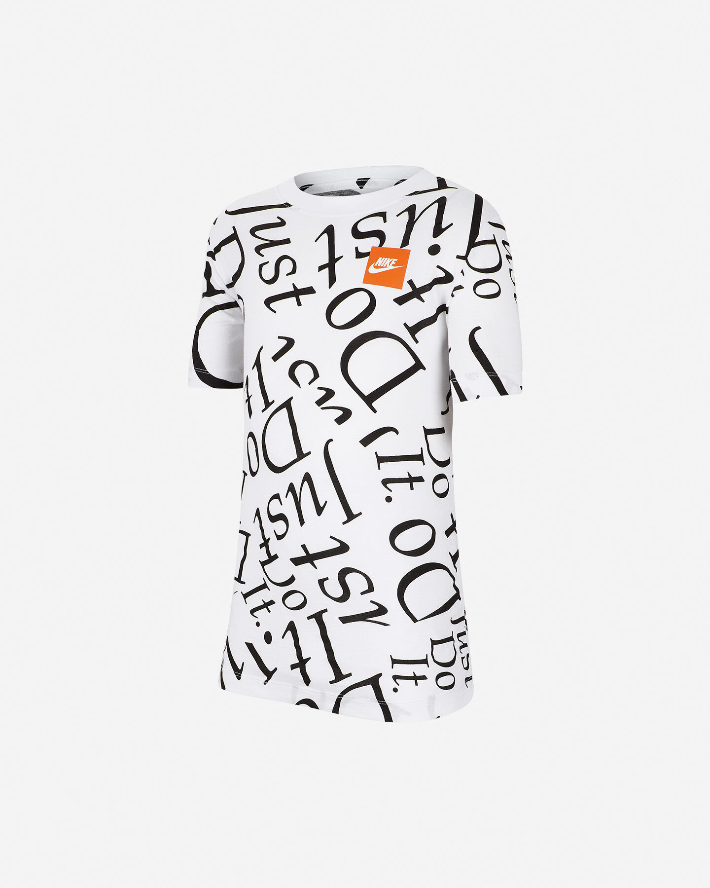 T-Shirt NIKE LETTER JR S5165051 scatto 0