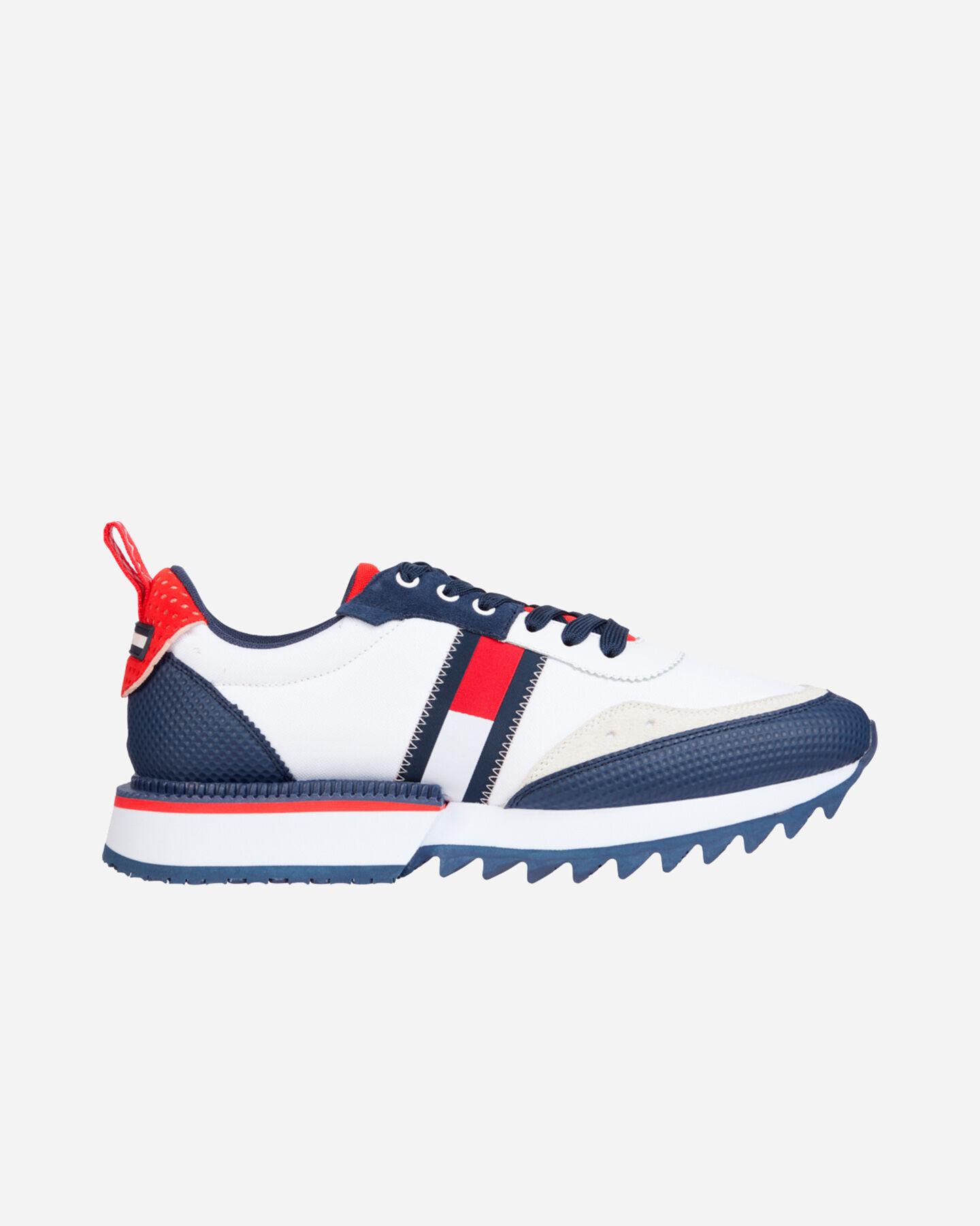 Scarpe sneakers TOMMY HILFIGER FASHION M S4088096 scatto 0