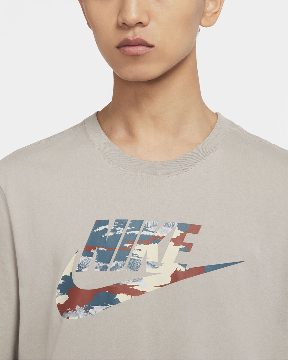 T-Shirt NIKE TREND SPIKE M S5225726 scatto 4