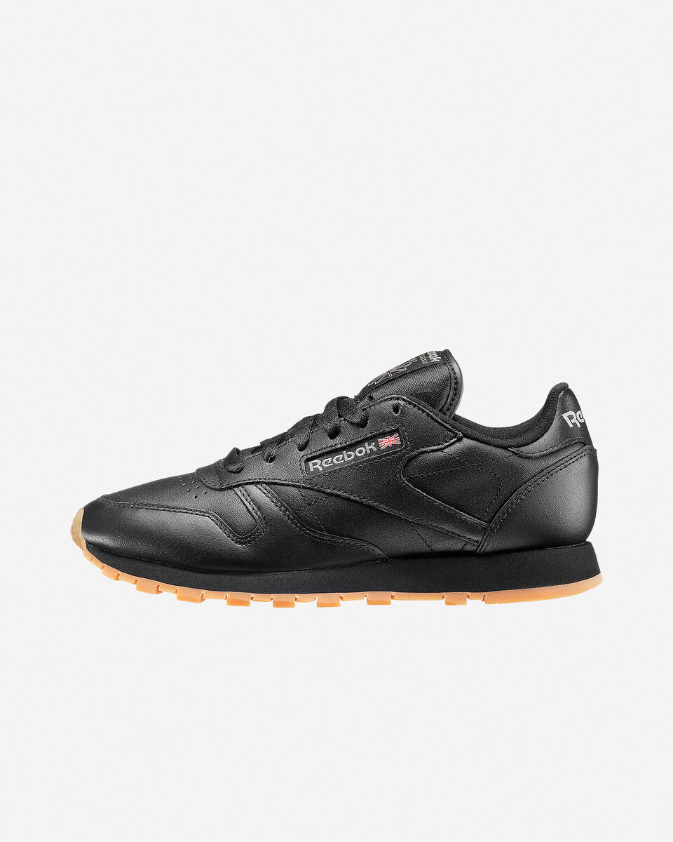 Scarpe sneakers REEBOK CLASSIC LEATHER W S0295670 scatto 5