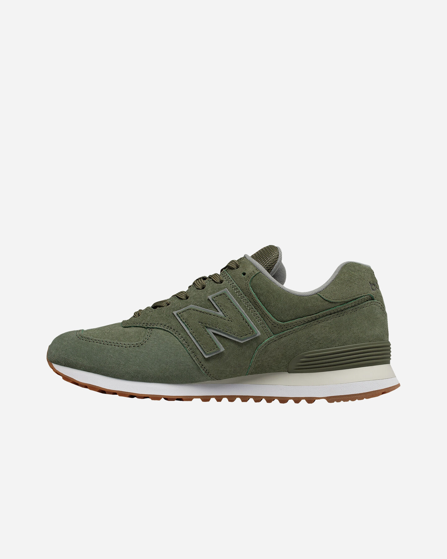 Scarpe sneakers NEW BALANCE 574 M S4048548 scatto 3
