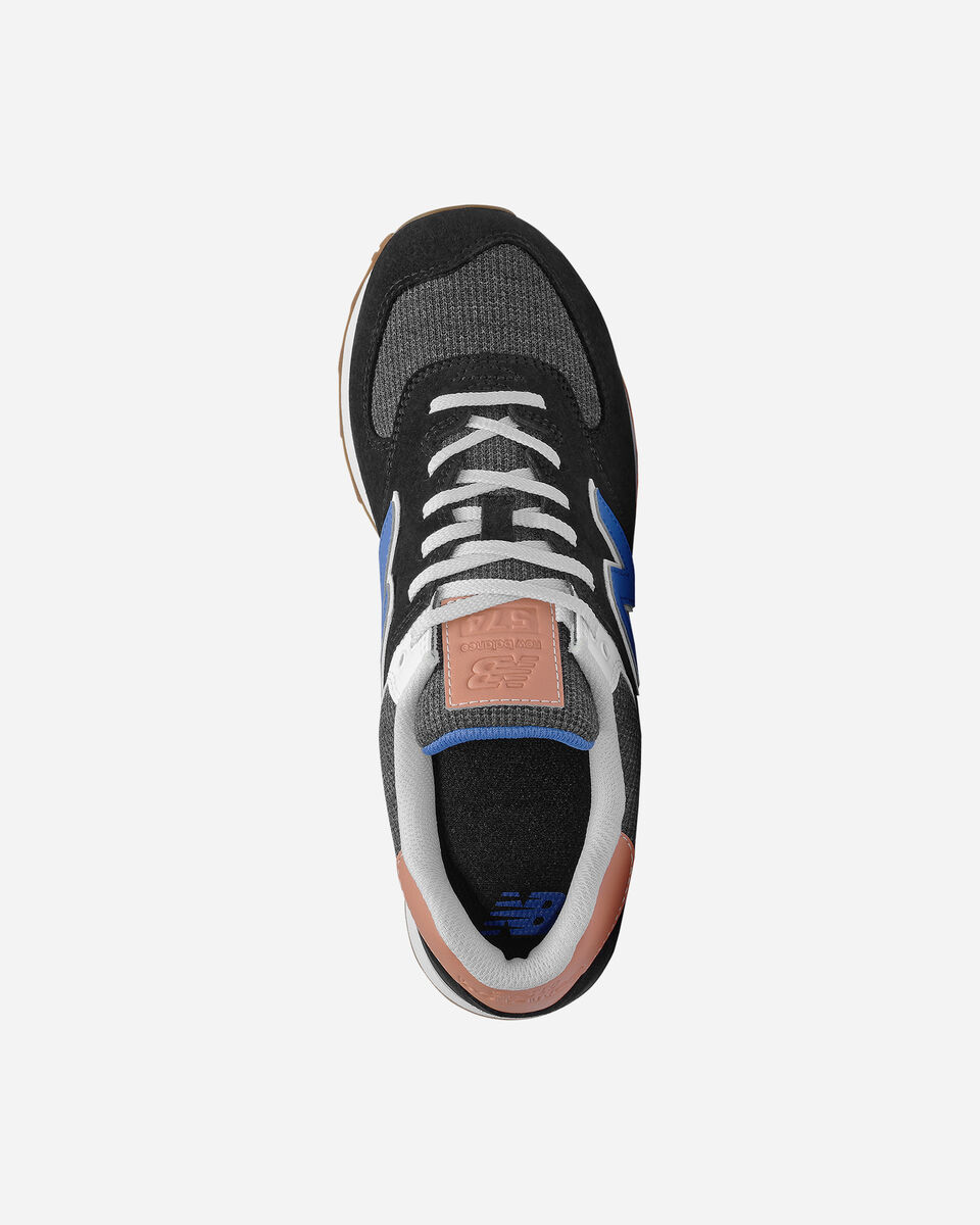 Scarpe sneakers NEW BALANCE 574 M S5236629 scatto 2