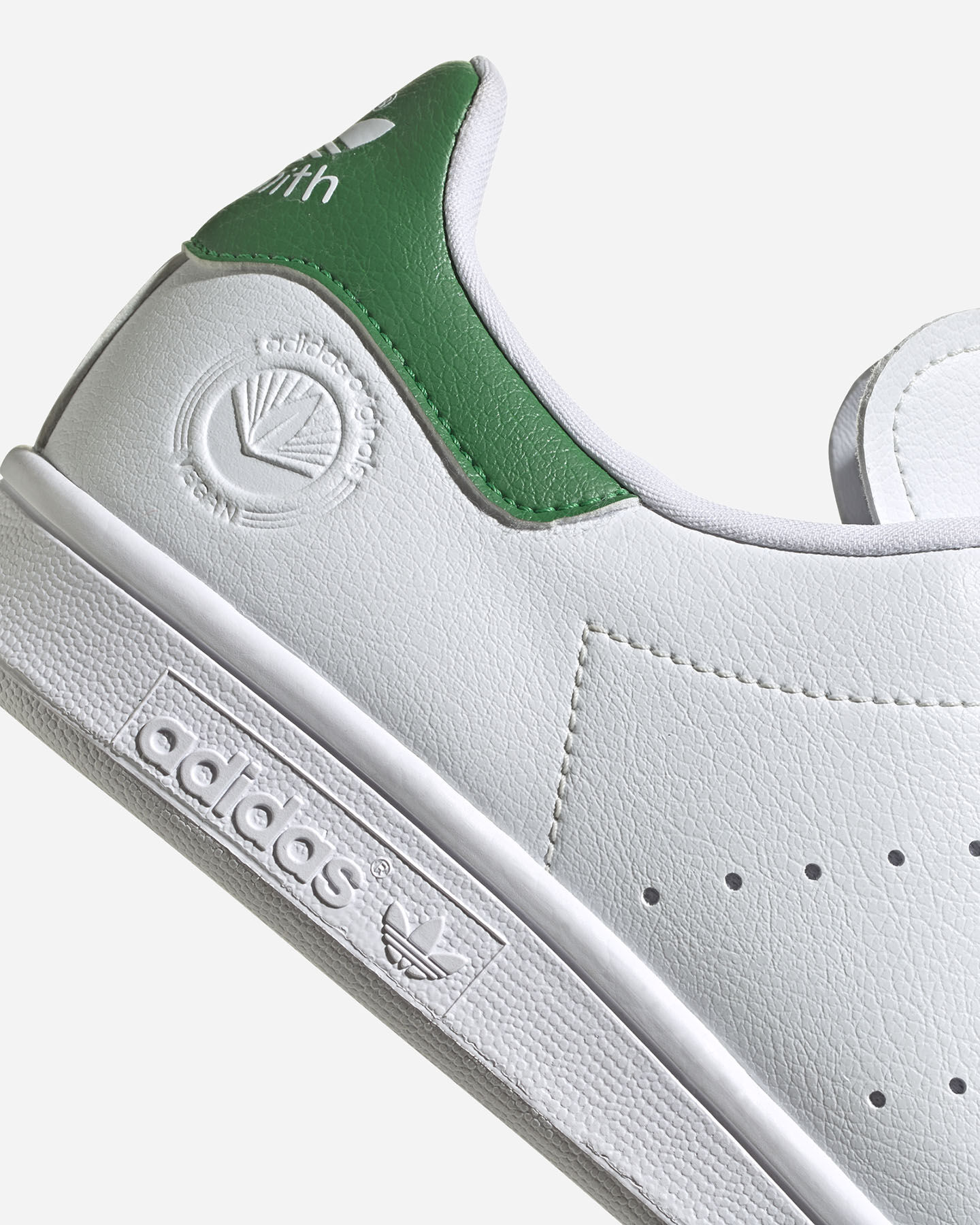 Scarpe sneakers ADIDAS STAN SMITH VEGAN M S5208680 scatto 5