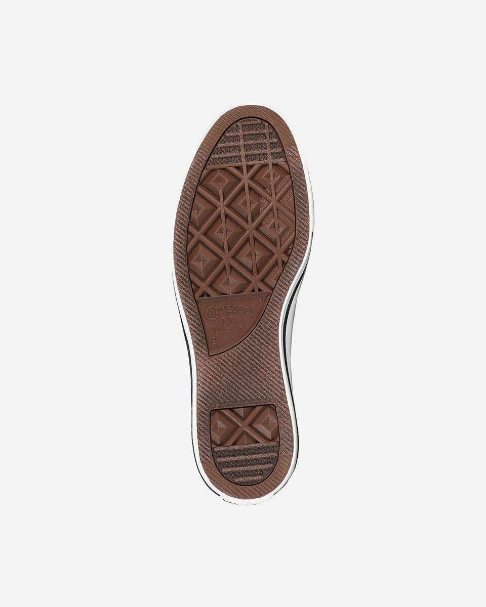 Scarpe sneakers CONVERSE CHUCK TAYLOR ALL STAR HI M S0680503 scatto 1