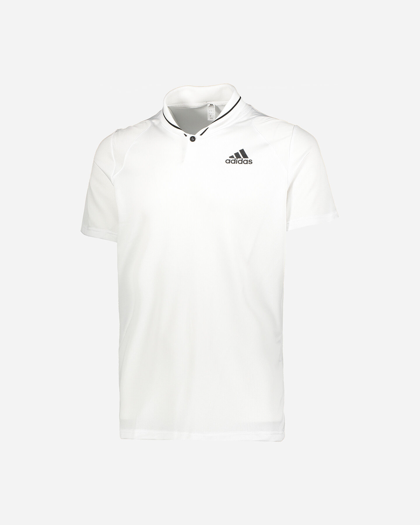 Polo tennis ADIDAS CLUB RIB M S5275073 scatto 0