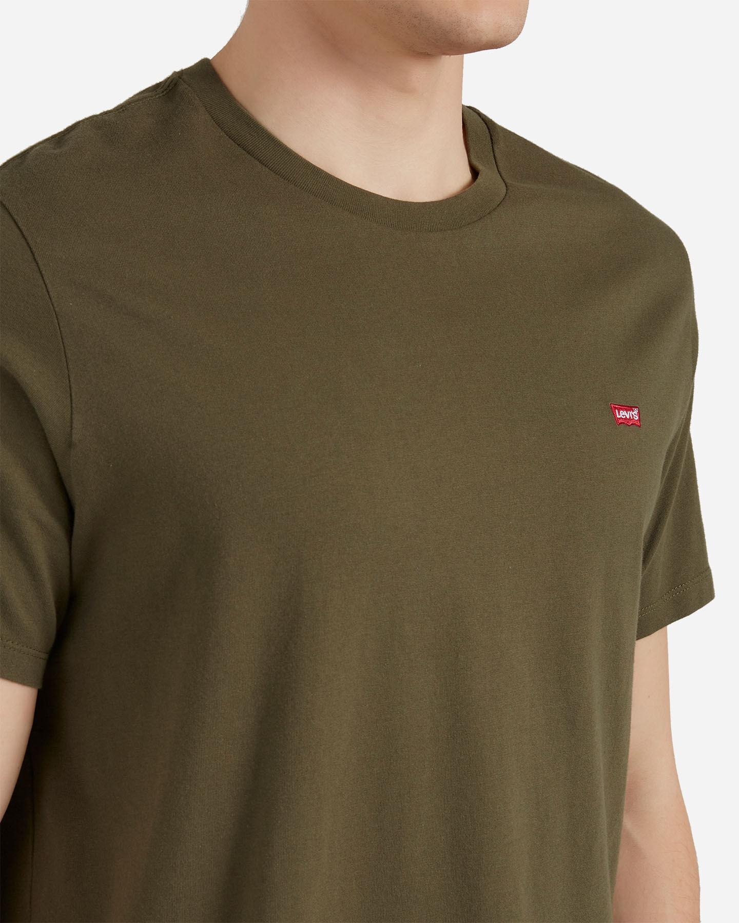 T-Shirt LEVI'S ORIGINAL M S4076919 scatto 4