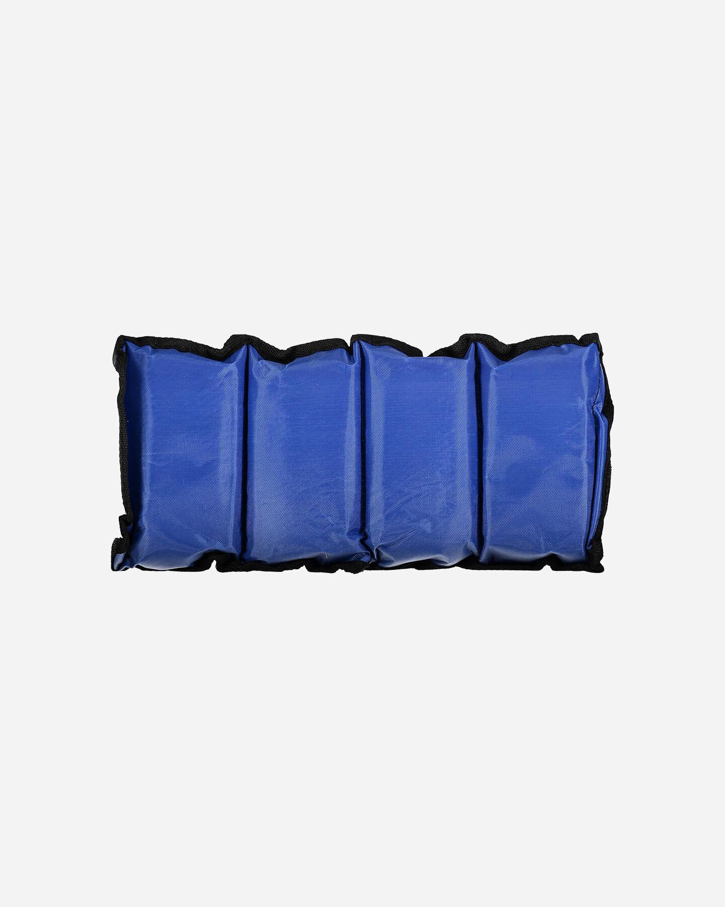 Accessorio pesistica CARNIELLI CAVIGLIERE 1,5 KG S1328745 1 UNI scatto 2