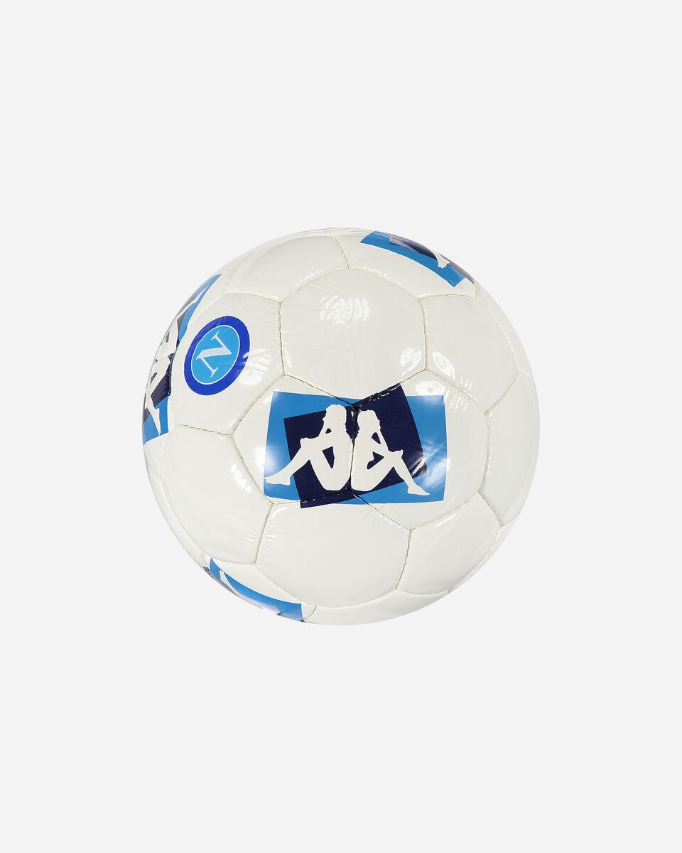 Pallone calcio KAPPA NAPOLI MIS 5 S4084268|A00|MIS.5 scatto 1