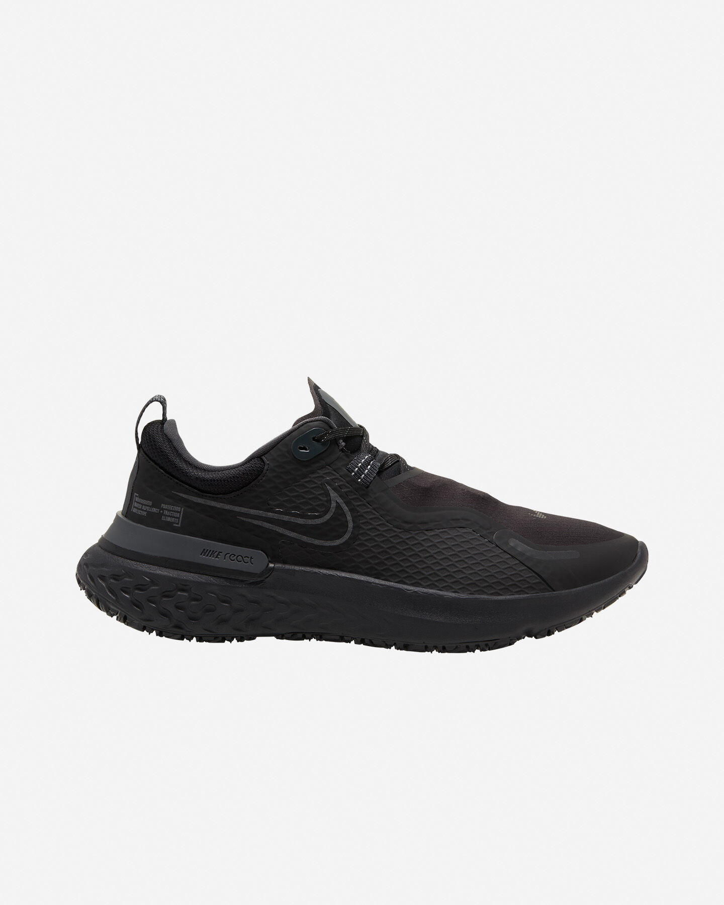 Scarpe running NIKE REACT MILER SHIELD M S5248031 scatto 0