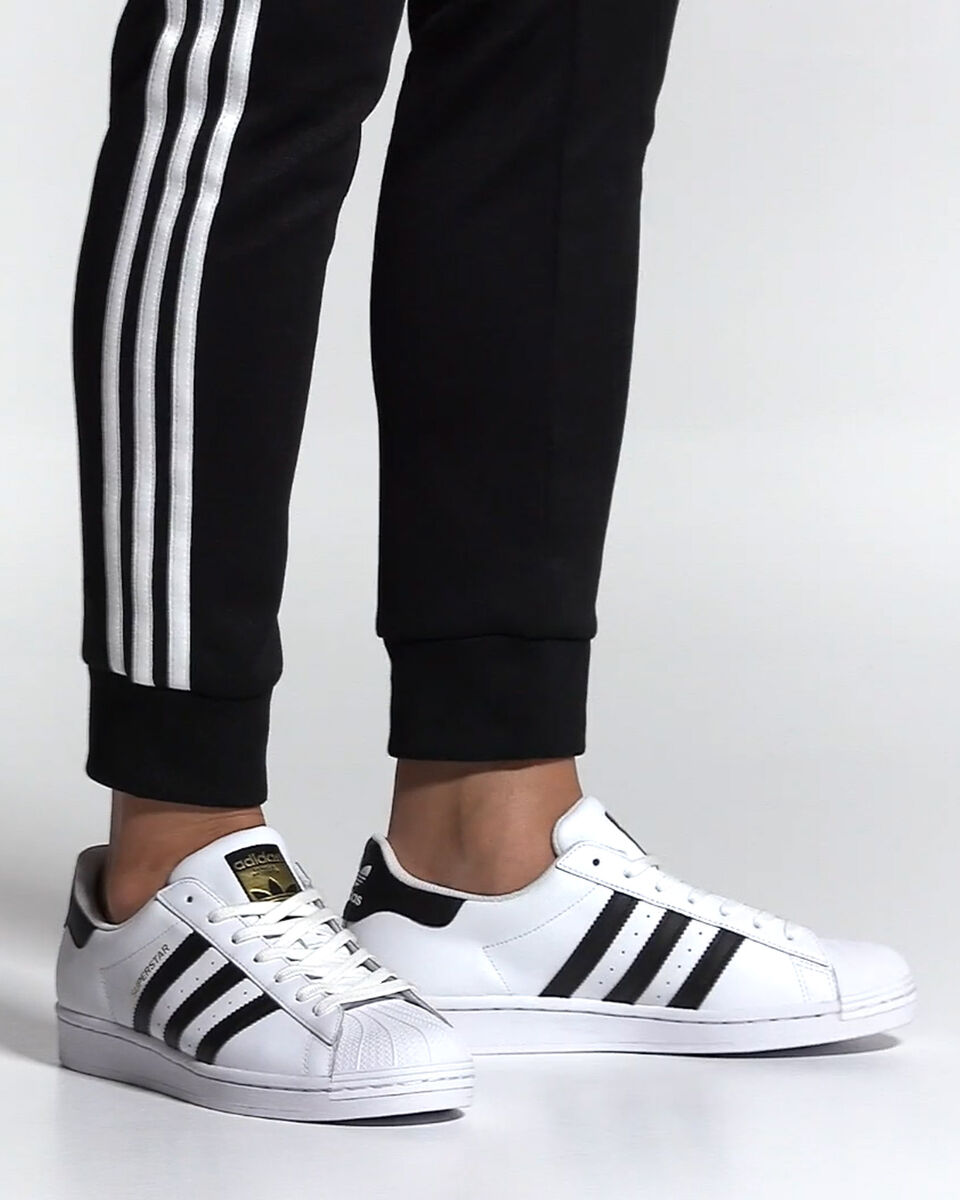 Scarpe sneakers ADIDAS SUPERSTAR S5152613 scatto 5