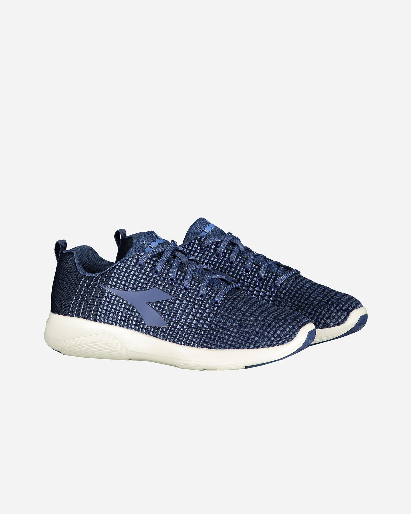 Scarpe sneakers DIADORA X RUN LIGHT 5 W S4081799 scatto 1