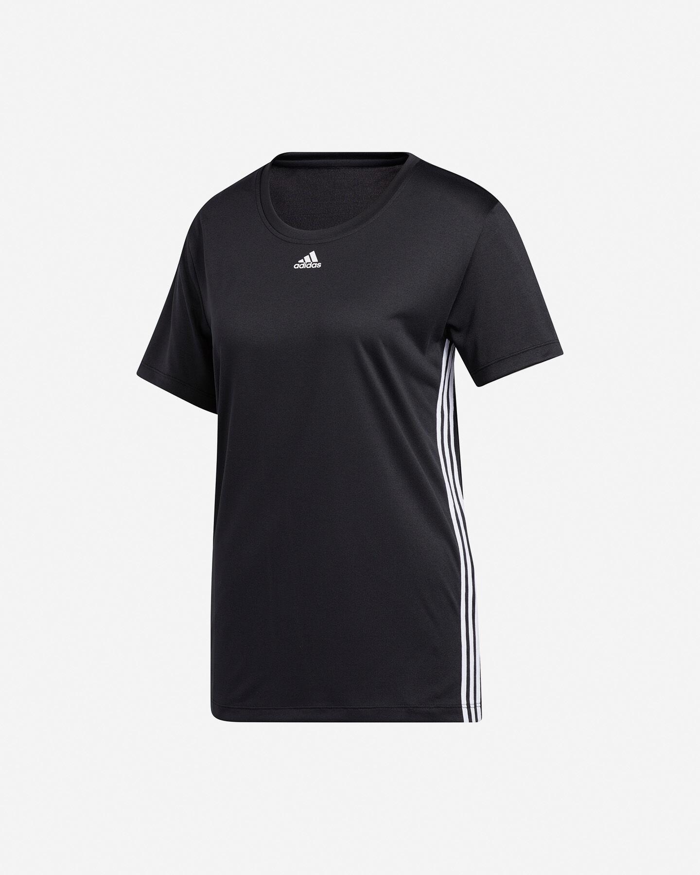 T-Shirt training ADIDAS 3 STRIPES W S5218163 scatto 0