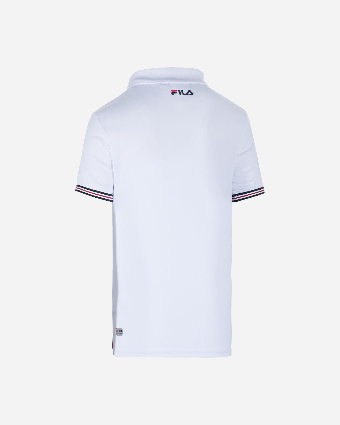Polo tennis FILA TENNIS M S4075797 scatto 1