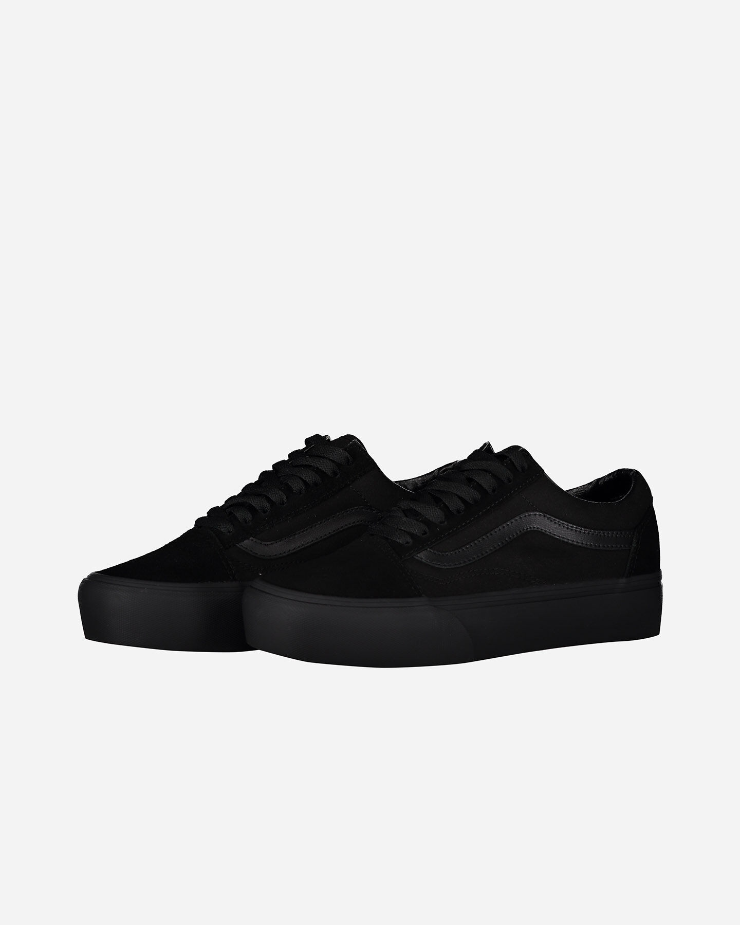 Scarpe sneakers VANS OLD SKOOL PLATFORM W S4026202 scatto 2