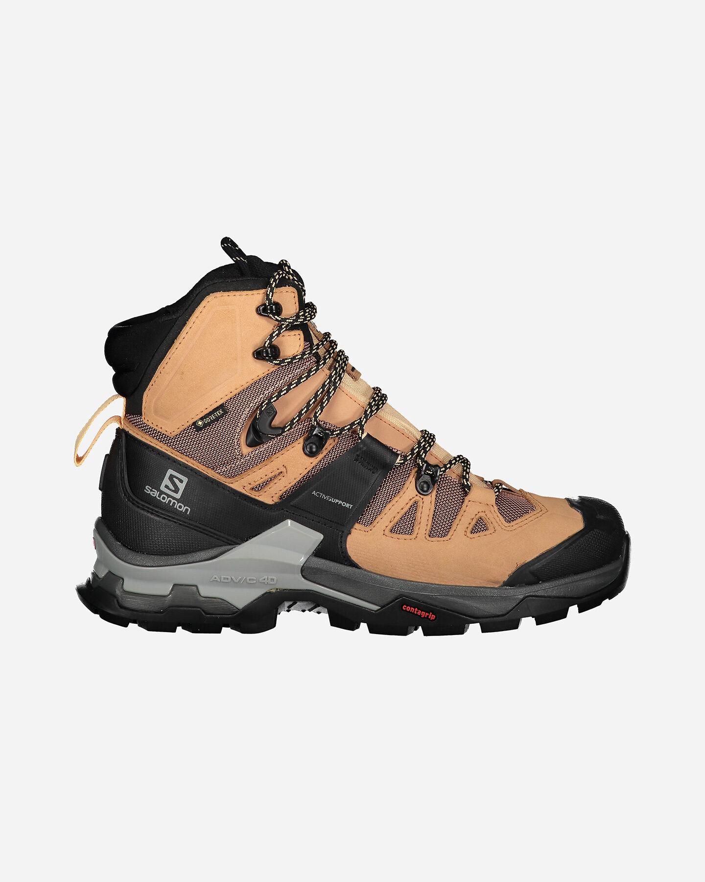 Scarpe alpinismo SALOMON QUEST 4 GTX W S5288900 scatto 0