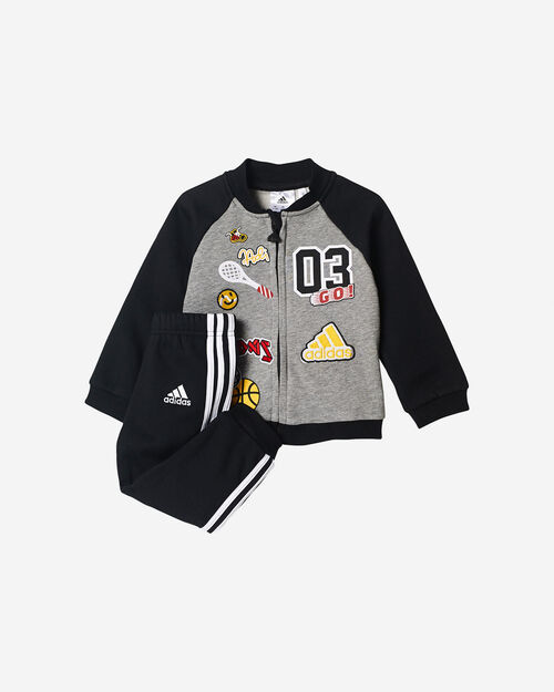 Tuta ADIDAS FUN FLEECE JR