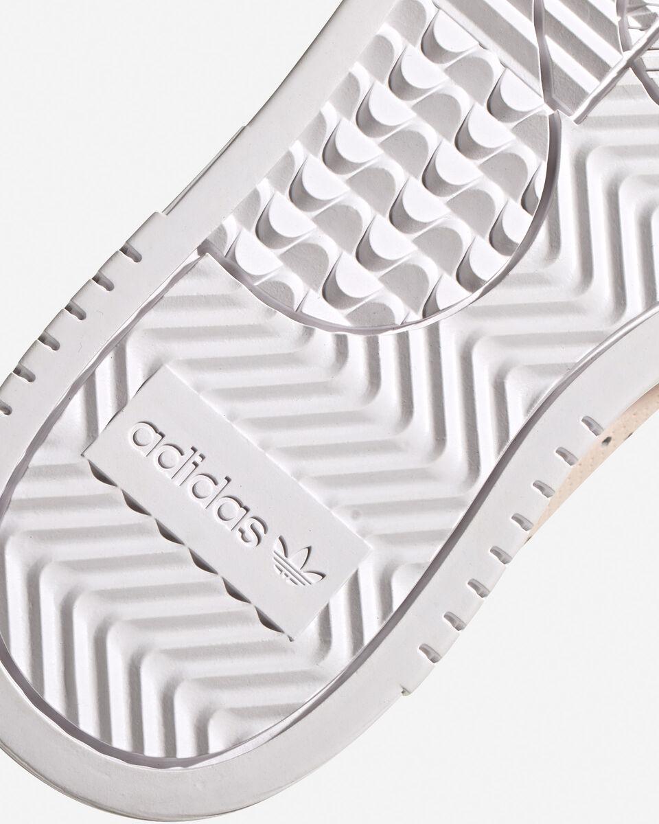 Scarpe sneakers ADIDAS SUPERCOURT GS JR S5069274 scatto 3