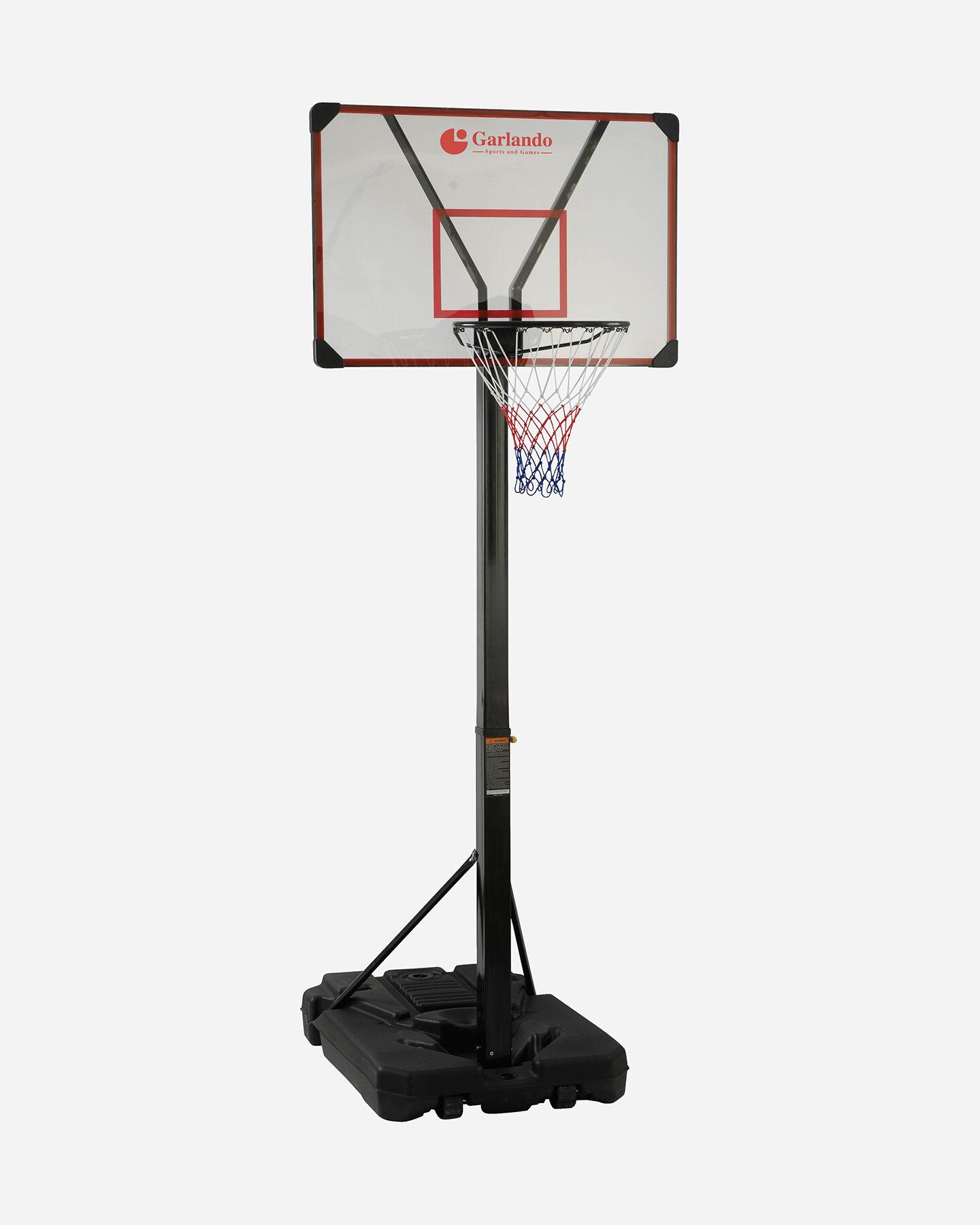 Attrezzatura basket GARLANDO SAN DIEGO S1209809 N.D. UNI scatto 0