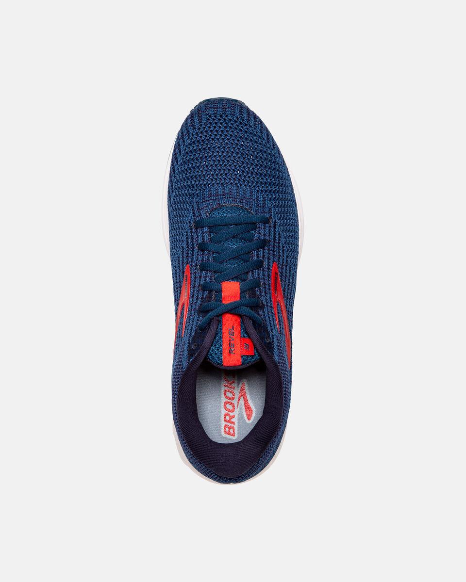 Scarpe running BROOKS REVEL 3  M S5161073 scatto 4
