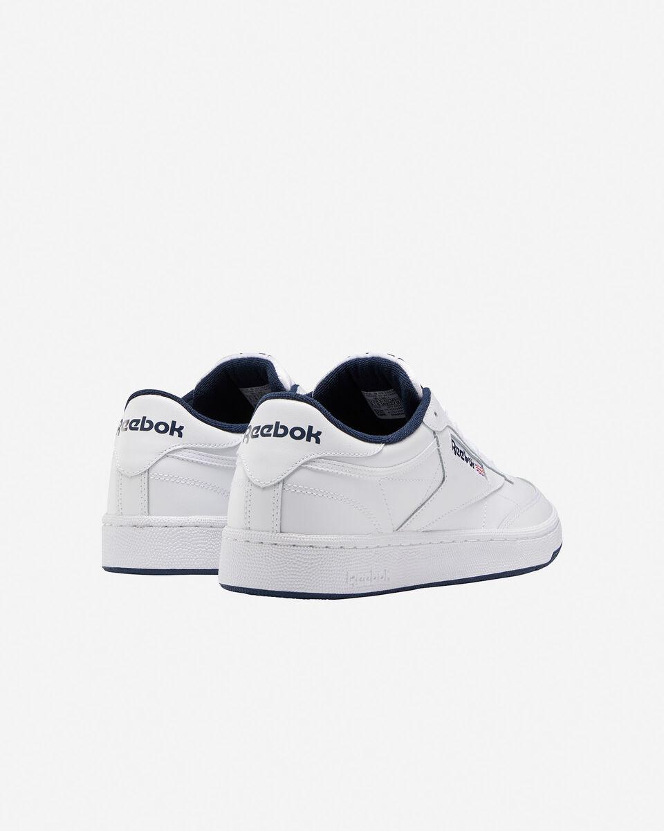 Scarpe sneakers REEBOK CLUB C 85 M S2011674 scatto 2