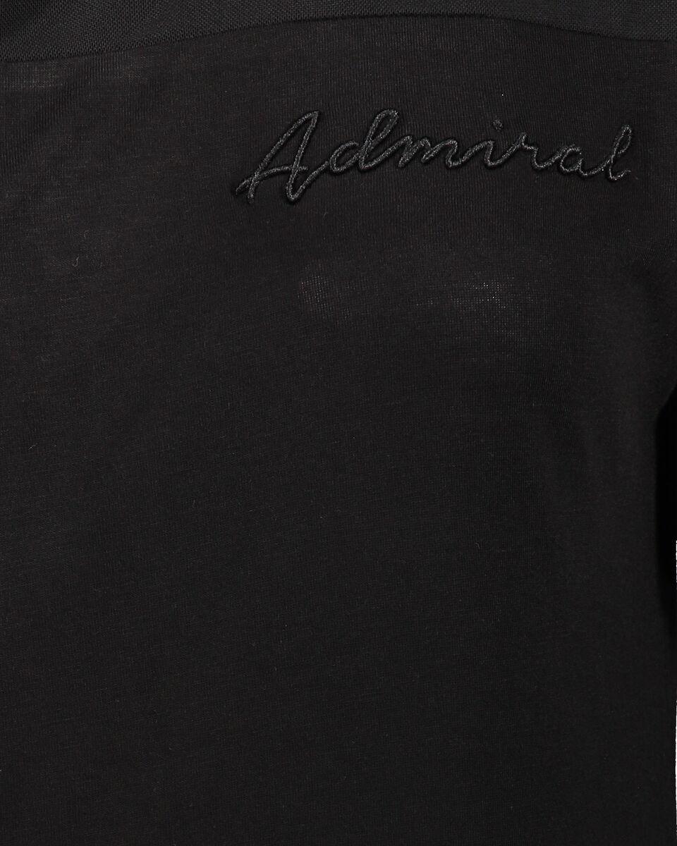 T-Shirt ADMIRAL INSERT MESH W S4087597 scatto 2