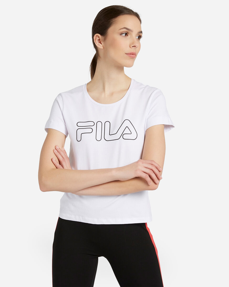 T-Shirt FILA BIG LOGO W S4088283 scatto 0