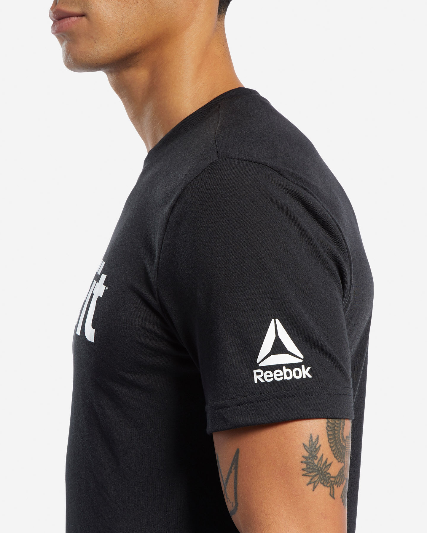 T-Shirt training REEBOK READ M S5145324 scatto 5