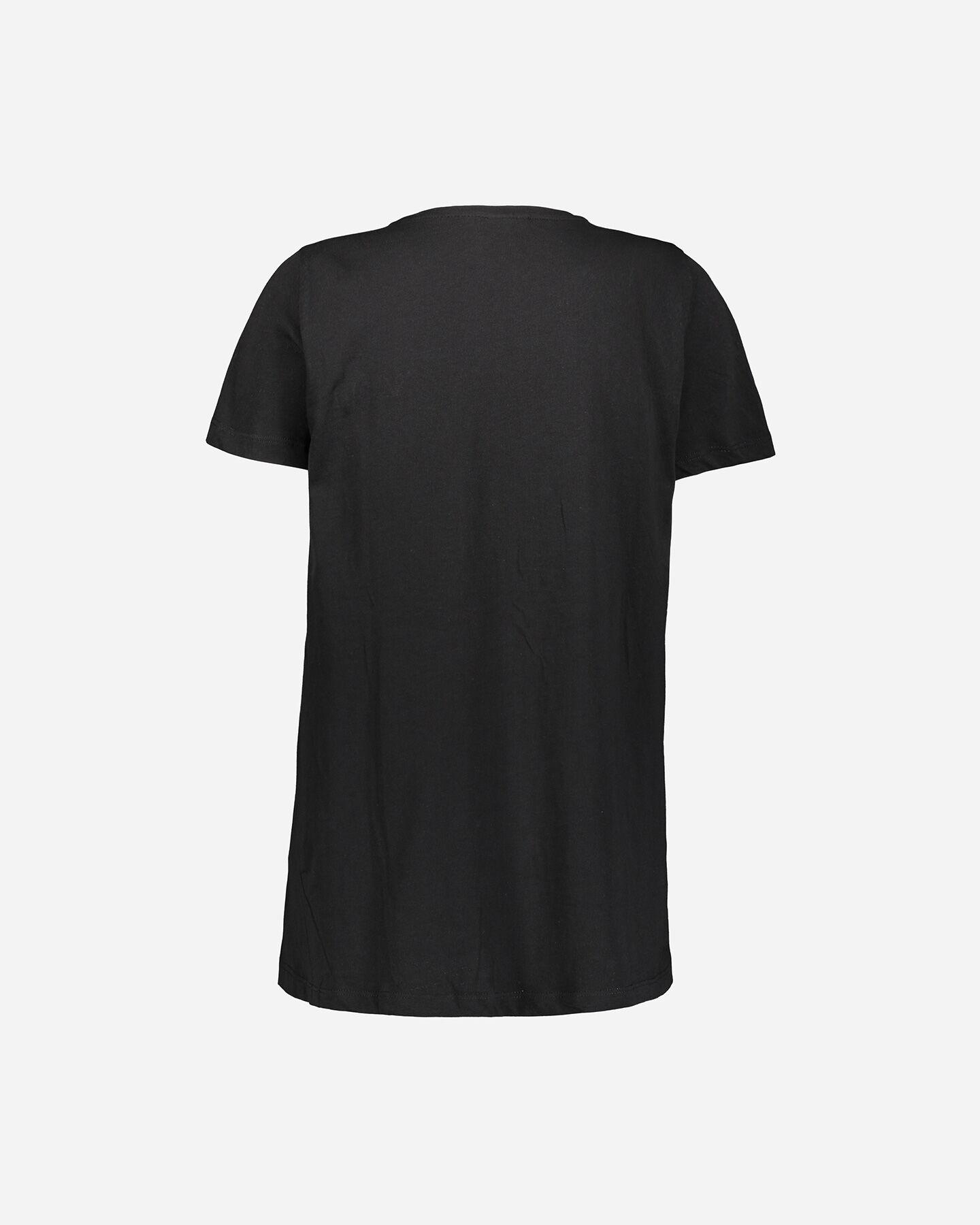 T-Shirt FREDDY BIG LOGO SILVER W S5183717 scatto 1