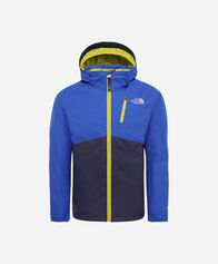 STOREAPP EXCLUSIVE bambino_unisex THE NORTH FACE SNOW QUEST PLUS JR