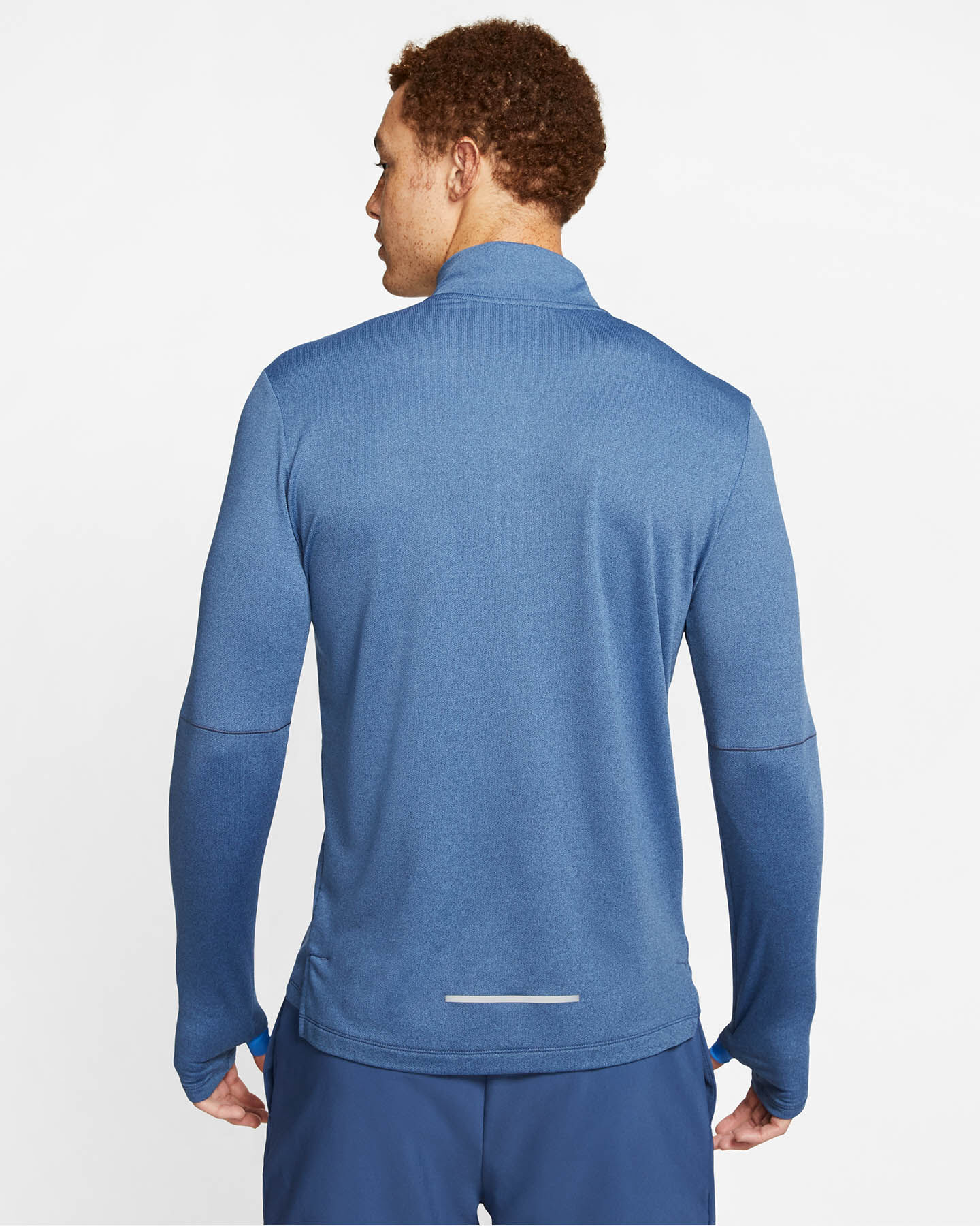 T-Shirt running NIKE ELEMENT 3.0 M S5163140 scatto 3